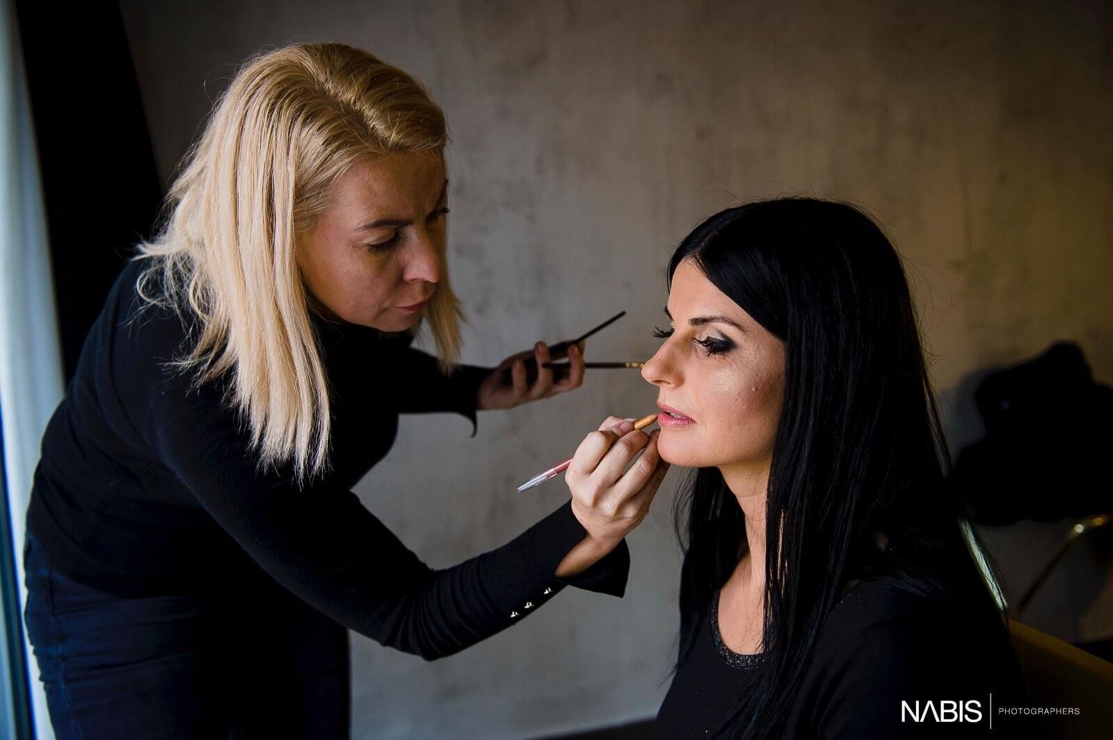 Make up Artist Roma