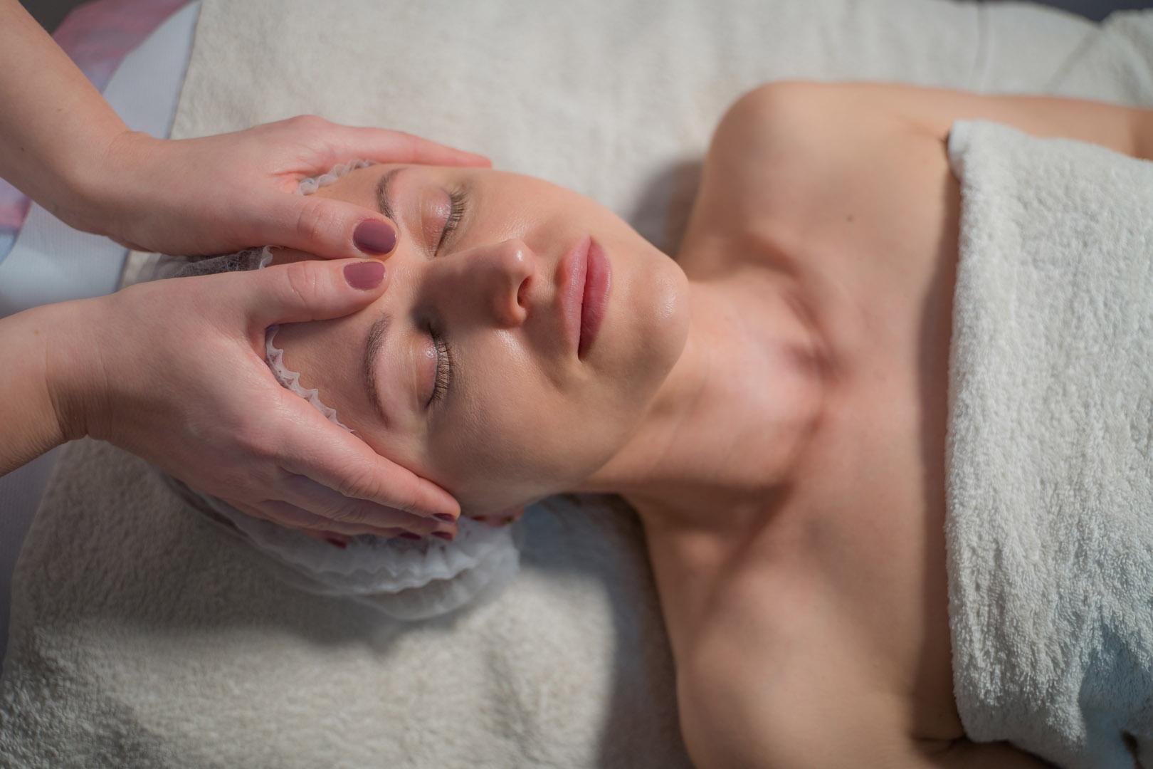 Massaggio facciale Roma