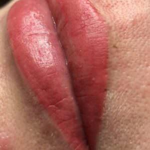 Trucco permanente labbra 6