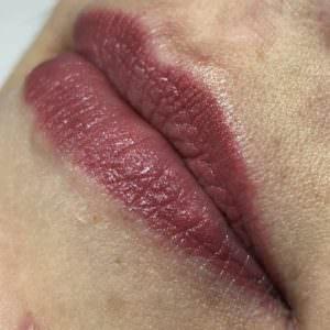 Trucco permanente labbra 5